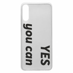 Phone case for Samsung A70 YES you can