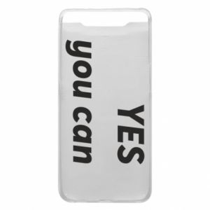 Phone case for Samsung A80 YES you can