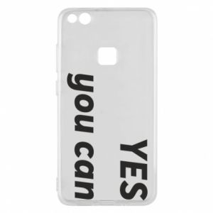 Phone case for Huawei P10 Lite YES you can