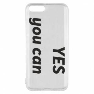 Etui na Xiaomi Mi6 YES you can