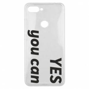 Etui na Xiaomi Mi8 Lite YES you can