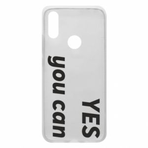 Phone case for Xiaomi Redmi 7 YES you can