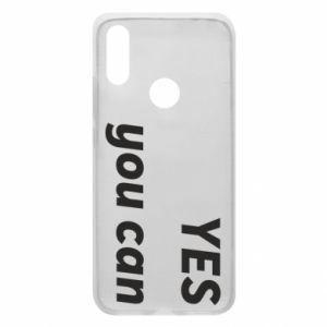 Etui na Xiaomi Redmi 7 YES you can