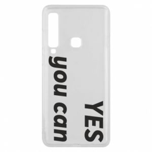 Phone case for Samsung A9 2018 YES you can
