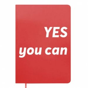 Notepad YES you can