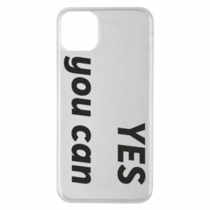 Phone case for iPhone 11 Pro Max YES you can