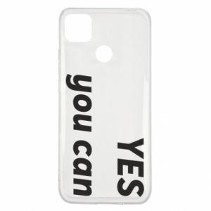 Etui na Xiaomi Redmi 9c YES you can