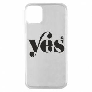Etui na iPhone 11 Pro YES