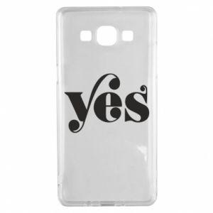 Etui na Samsung A5 2015 YES