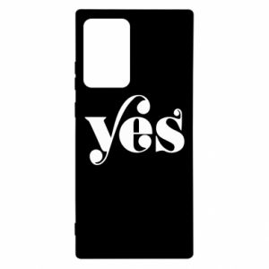 Etui na Samsung Note 20 Ultra YES