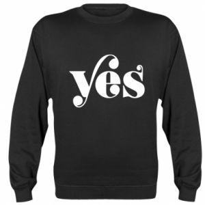 Bluza (raglan) YES
