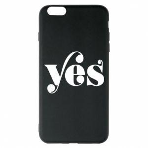 Etui na iPhone 6 Plus/6S Plus YES