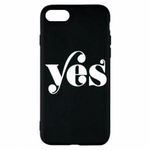 Etui na iPhone 7 YES