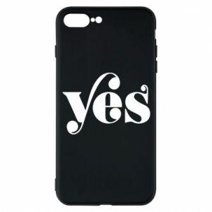 Etui na iPhone 7 Plus YES