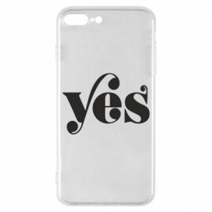 Etui na iPhone 8 Plus YES
