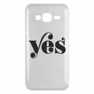 Etui na Samsung J3 2016 YES