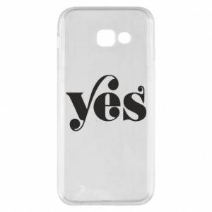 Etui na Samsung A5 2017 YES