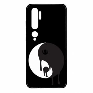 Etui na Xiaomi Mi Note 10 Yin-Yang smudges