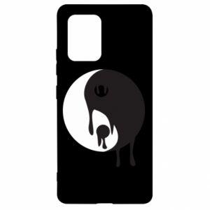 Etui na Samsung S10 Lite Yin-Yang smudges