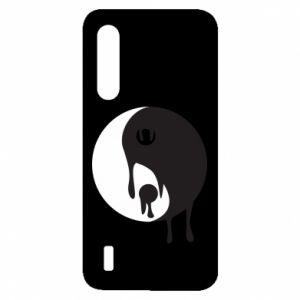 Etui na Xiaomi Mi9 Lite Yin-Yang smudges