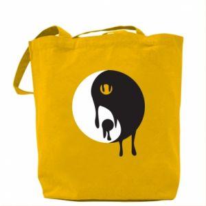 Bag Yin-Yang smudges - PrintSalon