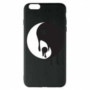 Phone case for iPhone 6 Plus/6S Plus Yin-Yang smudges - PrintSalon