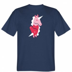 T-shirt Yin-Yang Unicorns