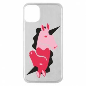 Etui na iPhone 11 Pro Yin-Yang Unicorns