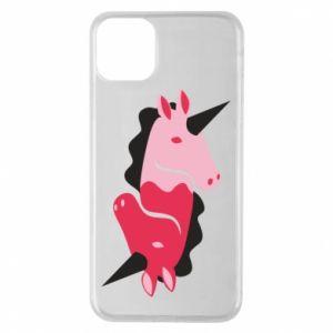 Etui na iPhone 11 Pro Max Yin-Yang Unicorns