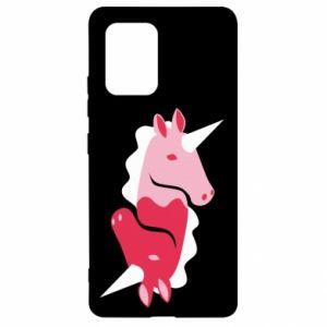 Etui na Samsung S10 Lite Yin-Yang Unicorns