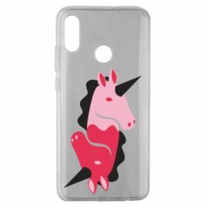 Etui na Huawei Honor 10 Lite Yin-Yang Unicorns