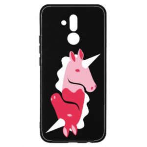Etui na Huawei Mate 20 Lite Yin-Yang Unicorns