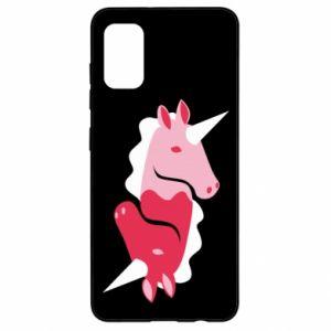 Etui na Samsung A41 Yin-Yang Unicorns
