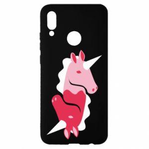 Etui na Huawei P Smart 2019 Yin-Yang Unicorns
