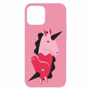 Etui na iPhone 12 Pro Max Yin-Yang Unicorns