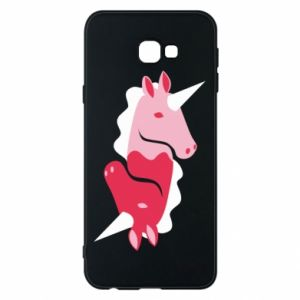 Etui na Samsung J4 Plus 2018 Yin-Yang Unicorns