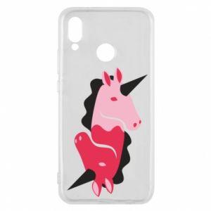 Etui na Huawei P20 Lite Yin-Yang Unicorns