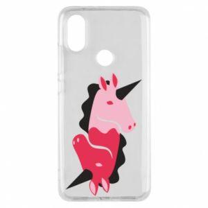 Etui na Xiaomi Mi A2 Yin-Yang Unicorns