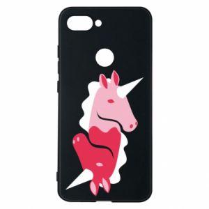 Etui na Xiaomi Mi8 Lite Yin-Yang Unicorns