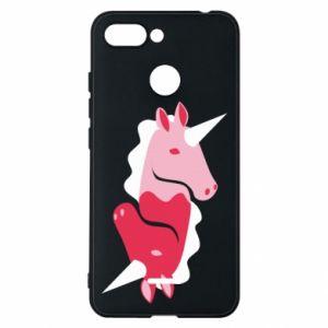 Etui na Xiaomi Redmi 6 Yin-Yang Unicorns