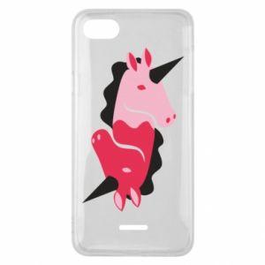 Etui na Xiaomi Redmi 6A Yin-Yang Unicorns