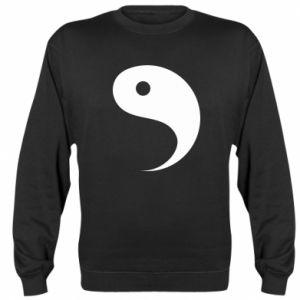Bluza (raglan) Yin