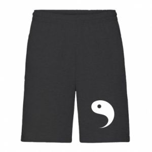 Męskie szorty Yin