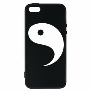 Phone case for iPhone 5/5S/SE Yin - PrintSalon