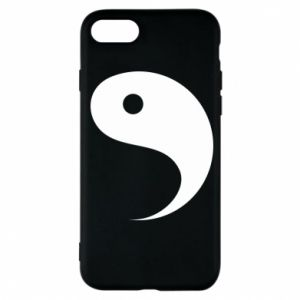 Phone case for iPhone 7 Yin - PrintSalon