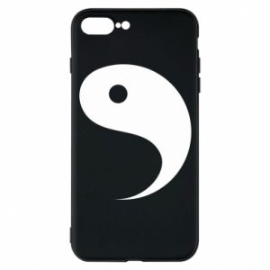 Phone case for iPhone 7 Plus Yin - PrintSalon