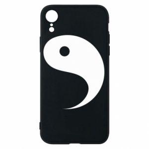 Etui na iPhone XR Yin