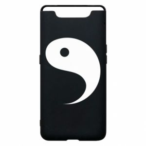 Phone case for Samsung A80 Yin - PrintSalon