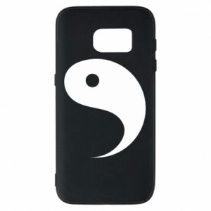 Phone case for Samsung S7 Yin - PrintSalon