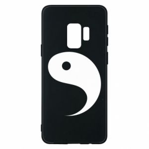 Phone case for Samsung S9 Yin - PrintSalon